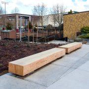 TimberForm Bench
