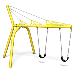 Cantilever Swing - Suttle Recreation, Vancouver BC