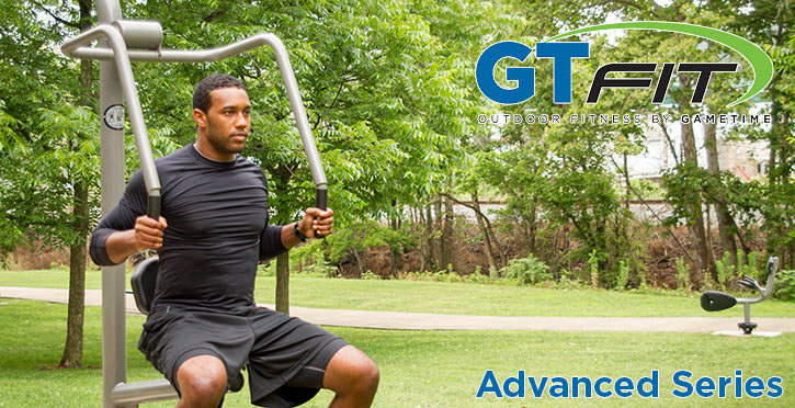 Gfit Series Outdoor Fitness, Suttle Recreation