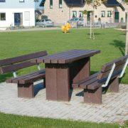 Tische Outdoor Table Set