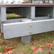 Composite boardwalk
